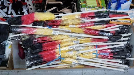 Ramsch Deutschlandfarben Plastik Sp