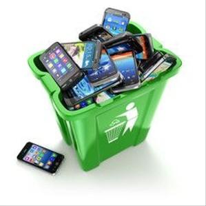 Handy Recycling-GRÜNE LIGA e.V.