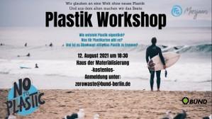 Plastik Workshop mit Merijaan im HdM
